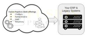 BIP Platform capabilities with ERP